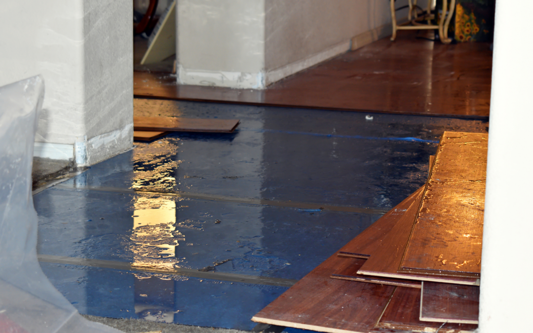 What is Home Water Damage?